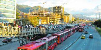 TransMilenio, Bogota Public Transport