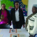 Cartongrafías project Centro de Memoria, Bogota