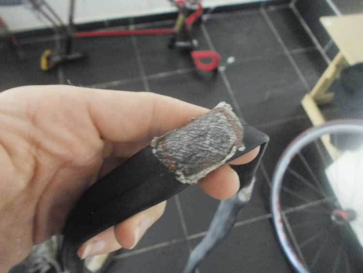 puncture repair, patch, bicycle maintenance
