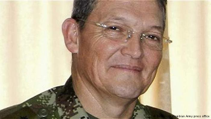 Colombian General Alzate