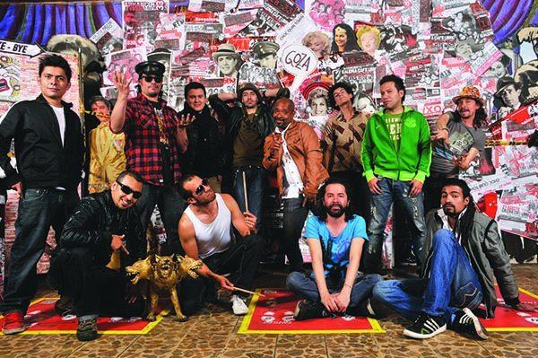 La 33, Estereo Picnic 2014, Bogota Music, Bogota Fesitvals