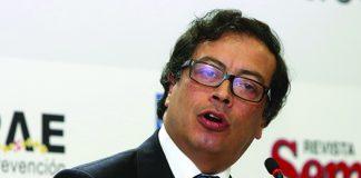 Gustavo Petro Mayor Bogota, Phrasal Verbs