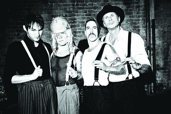 Red Hot Chili Peppers, Estereo Picnic 2014, Bogota Music, Bogota Fesitvals
