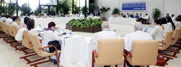 Colombian peace talks, Colombian peace process