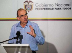 Humberto-de-la-Calle, Colombian peace process