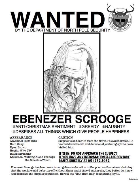 Christmas Scrooge, Anti-Christmas opinion
