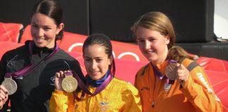 Mariana Pajón, Colombia Olympics, Coldeportes