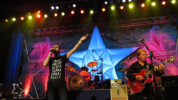 Ringo Starr Bogota, Colombian Entertainment