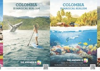 Colombian tourism