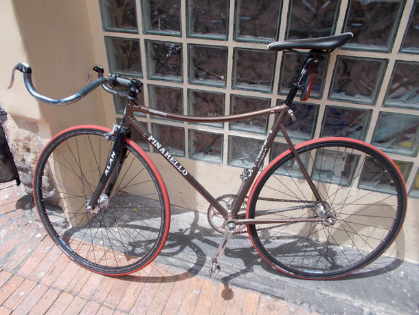 Bicycles in colombia, Fixie Bikes, fixies