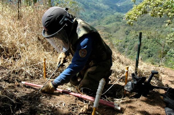 Colombian Landmines