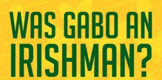 Was Gabo An Irishman? FILBo 2015