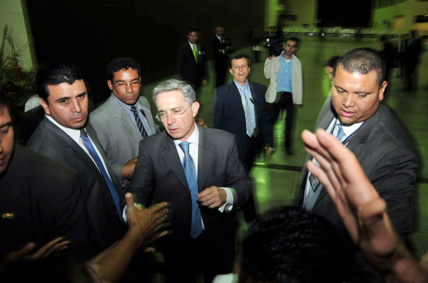High court investigate Alvaro Uribe