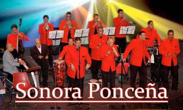 Sonora Ponceña, Salsa al Parque 2015