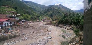 Salgar landslide
