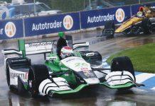 Carlos Muñoz Verizon IndyCar Series
