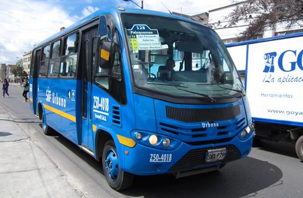 SITP buses