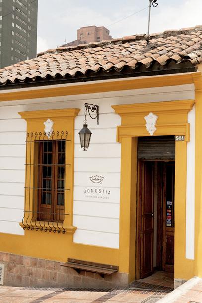 Donostia Bogota