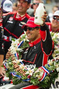 Juan Pablo Montoya Indy 500 2015