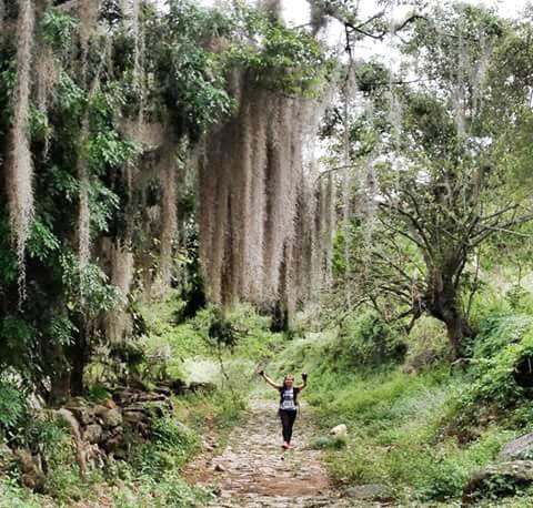 Running in Bogota, Chichamocha Canyon run