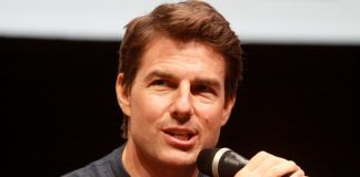 Tom Cruise in Colombia