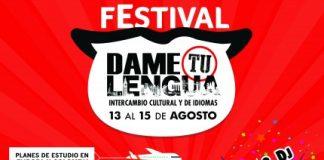 Festival Dame Tu Lengua