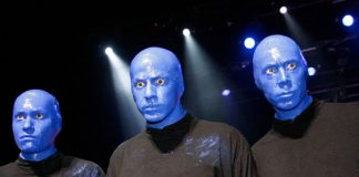 Blue Man Group Bogota