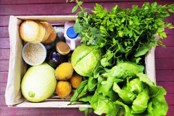 Bogota Organic Food, Bogota Organic Markets
