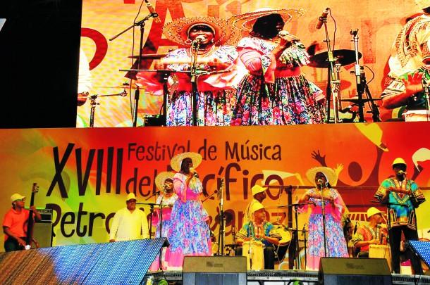 Festival Petronio Álvarez Cali