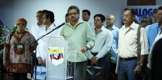 FARC ceasefire, Colombian Peace Process