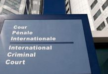 Colombia International Criminal COurt