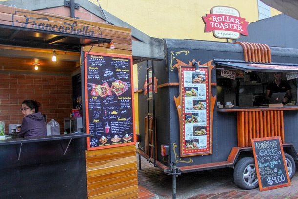 Bogota Food Trucks