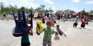 Colombia Venezuela dispute, Venzuela deports Colombians