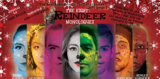 The Bogotá Anglo Theatre, Reindeer monologues