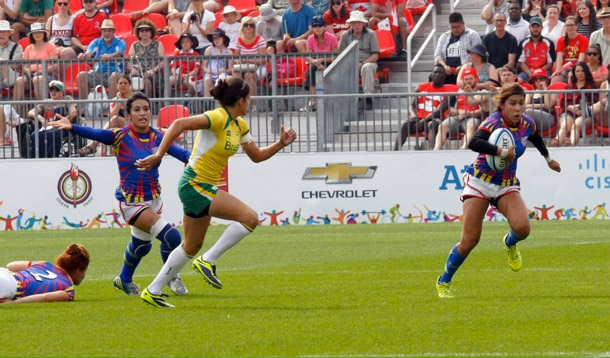 Colombia Women's Rugby