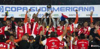 Santa Fe Copa Sudamericana 2015