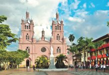 Colombian destinations 2016
