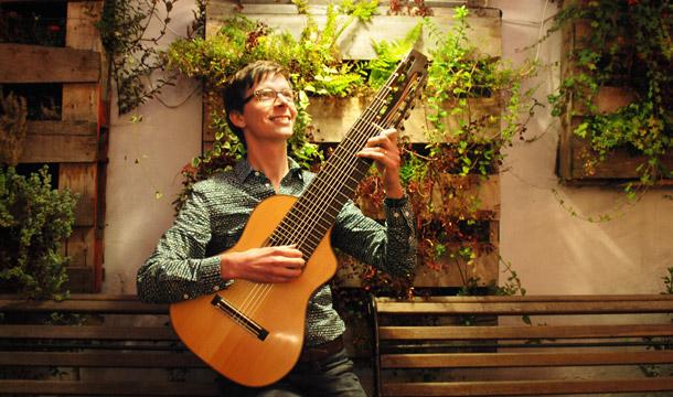 Nils Klofver Bogotá