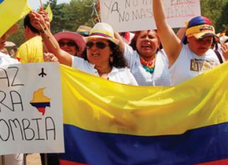 Colombia Peace Process 2016