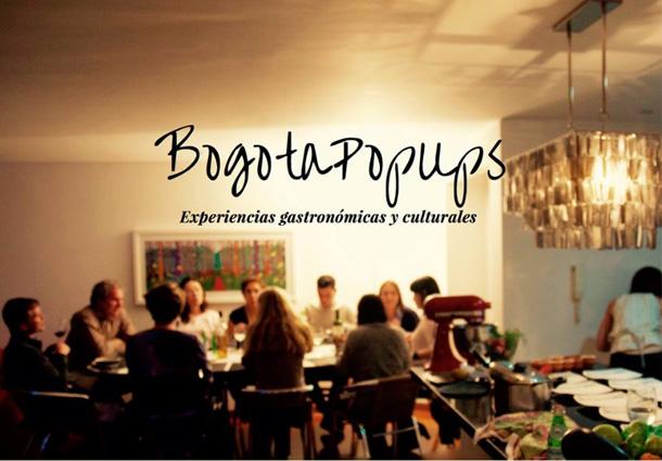 Bogotá restaurants, Bogotá Pop-Ups