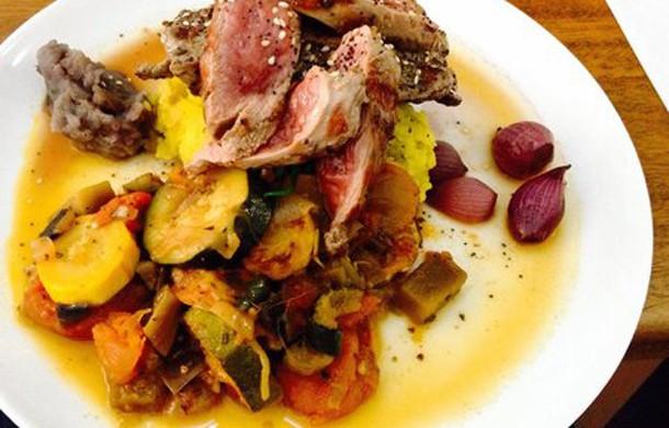 Bogotá restaurants, Sant Just Traiteur Bogotá