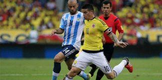 Colombian Football 2016