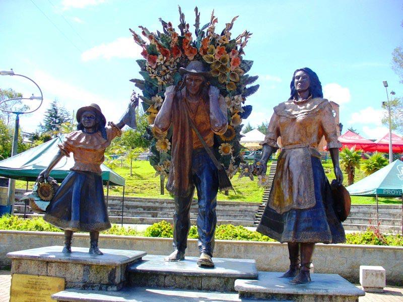Antioquia Colombia, Santa Elena Colombia