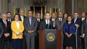 Santos cabinet