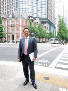 Robert Abad, Emerging market economies