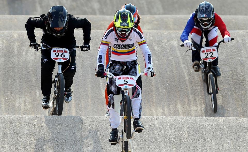 Mariana Pajon, BMX World Champion