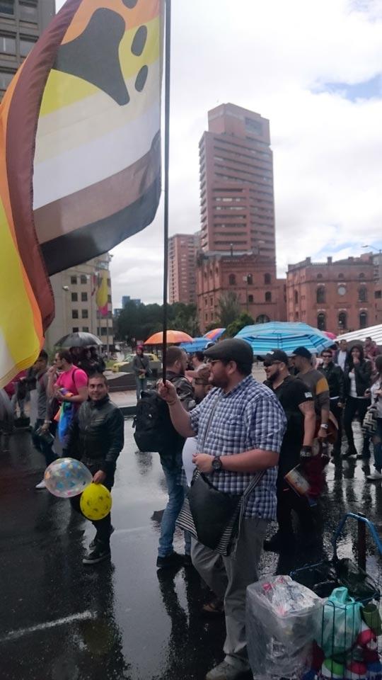 Bogotá Pride parade 2016