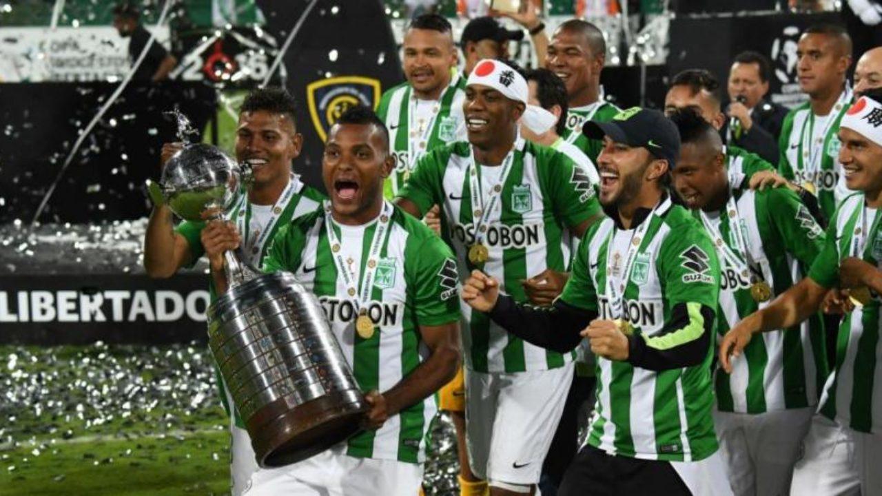 Atletico Nacional Takes Copa Libertadores Trophy