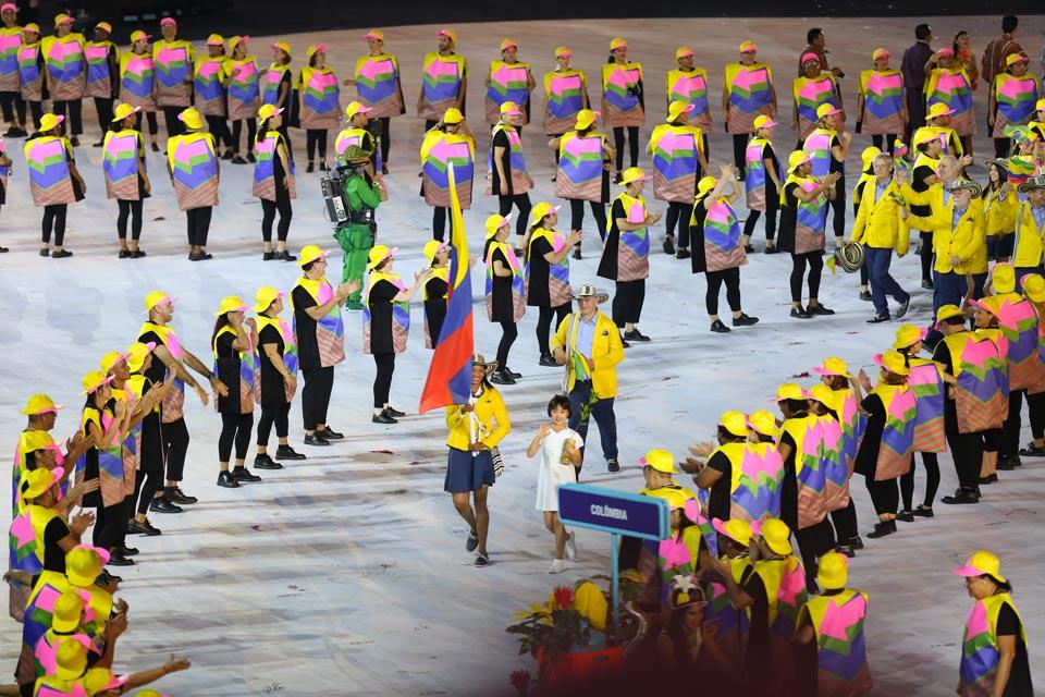 Colombia Olympics