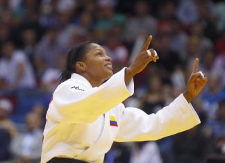 Yuri Alvear, Colombia Olympics